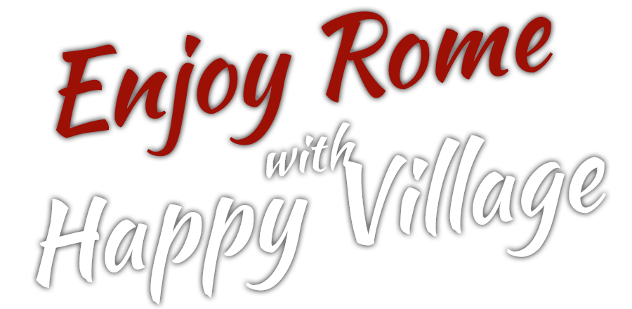 Enjoy Rome with Happy